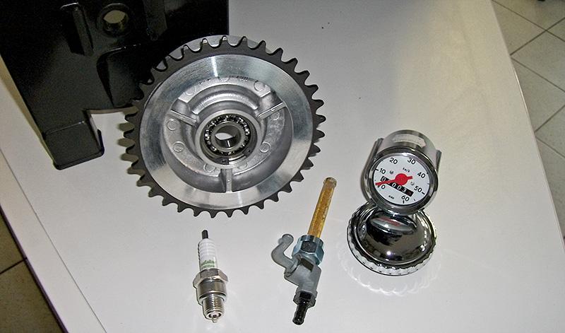 bild von motorrad ersatzteile